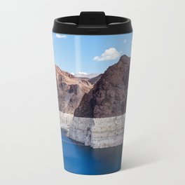 Hoover Dam II / Lake Mead Travel Mug