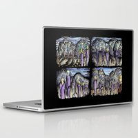 cities Laptop & iPad Skins featuring Cities by Kimmo Rantalainen