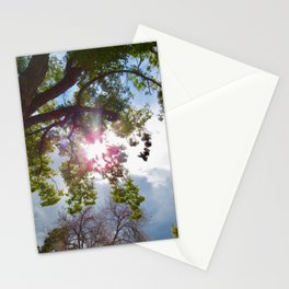 Warmth of the Sun Stationery Cards