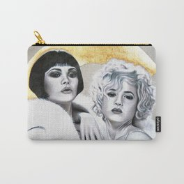 Velma Kelly & Roxie Hart Carry-All Pouch