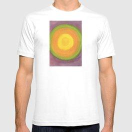 Sun above purple Sky T-shirt
