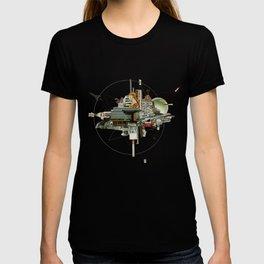 Collage City Mix 4 T-shirt