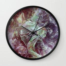 Ambitious Wall Clock