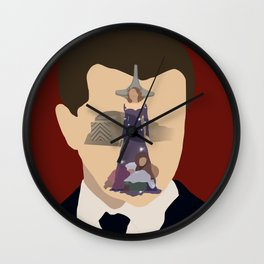 The Extractor Wall Clock