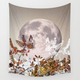 Super Moon v.1 - Autumnal - Nov 14th 2016 #buyart Wall Tapestry