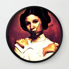 Princess Leia | Star War Art Wall Clock