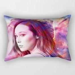 Alycia Debnam-Carey Rectangular Pillow