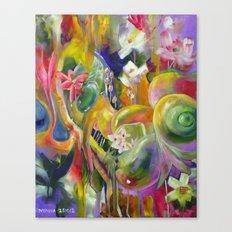 The Many Joys of Tomorrow Canvas Print