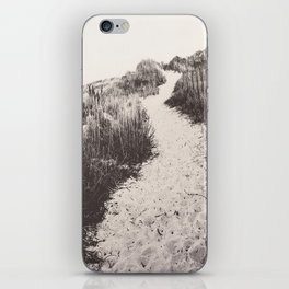 Come with me. Take me, take me higher. iPhone Skin
