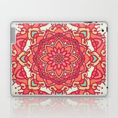 Abstract Mandala Flower Decoration 16 Laptop & iPad Skin