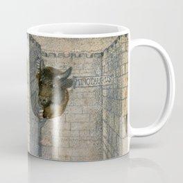 "Edward Burne-Jones ""Theseus and the Minotaur in the Labyrinth"" Coffee Mug"