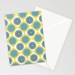 Daisy Argyle Blue Stationery Cards