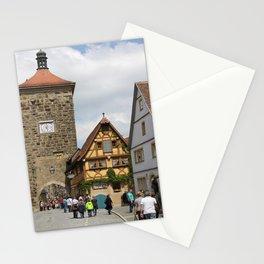 Rothenburg ob der Tauber Impression Stationery Cards