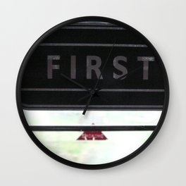 Age of Steam 8 Wall Clock