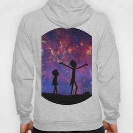 Rick & Morty Hoody