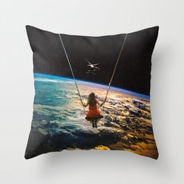Being Lead Throw Pillow