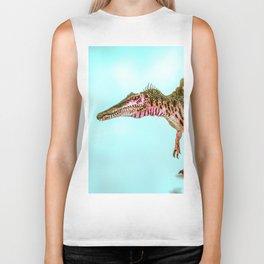Spinosaurus Biker Tank