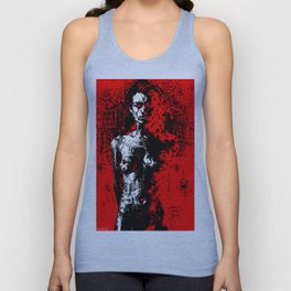 The Red Nightmare - Old Love Unisex Tank Top