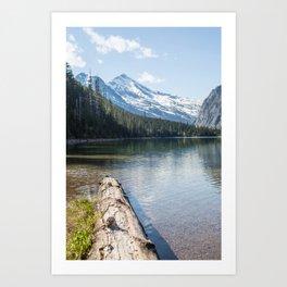 I Lake This View Art Print