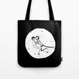 in the region of the summer stars Tote Bag