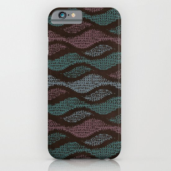 WOOL WAVES iPhone & iPod Case
