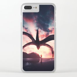 The lost child Clear iPhone Case