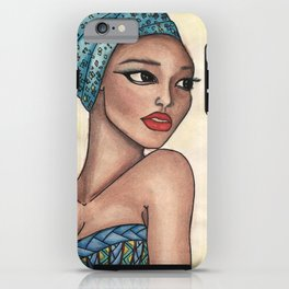 yamen . twin soul  iPhone Case