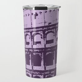 Purpura Coliseum Travel Mug