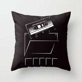 Gardians of the galaxy ( awesome mix vol.1) Throw Pillow
