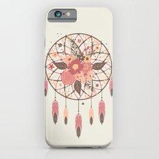 Floral Dreamcatcher Slim Case iPhone 6s