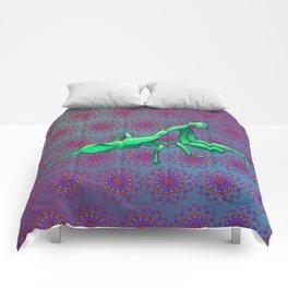 Praying Mantis Comforters