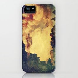 Take Me With You iPhone Case