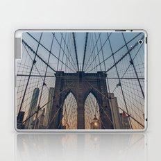 Brooklyn Mornings Laptop & iPad Skin