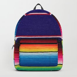 Serape of Mexico Backpack