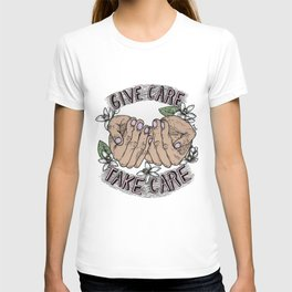 give care take care T-shirt
