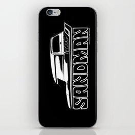Holden Sandman Panel Van iPhone Skin