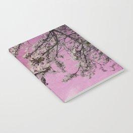 Blossom Pink Notebook
