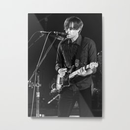 Death Cab For Cutie Metal Print