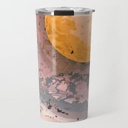 Dust 02 - Post Biological Universe Travel Mug
