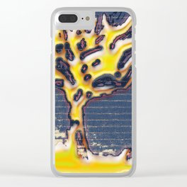 Bonsai Tree of Life Clear iPhone Case