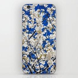 Spring Blossom V iPhone Skin