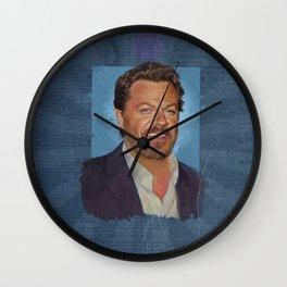 IZZARD  Wall Clock