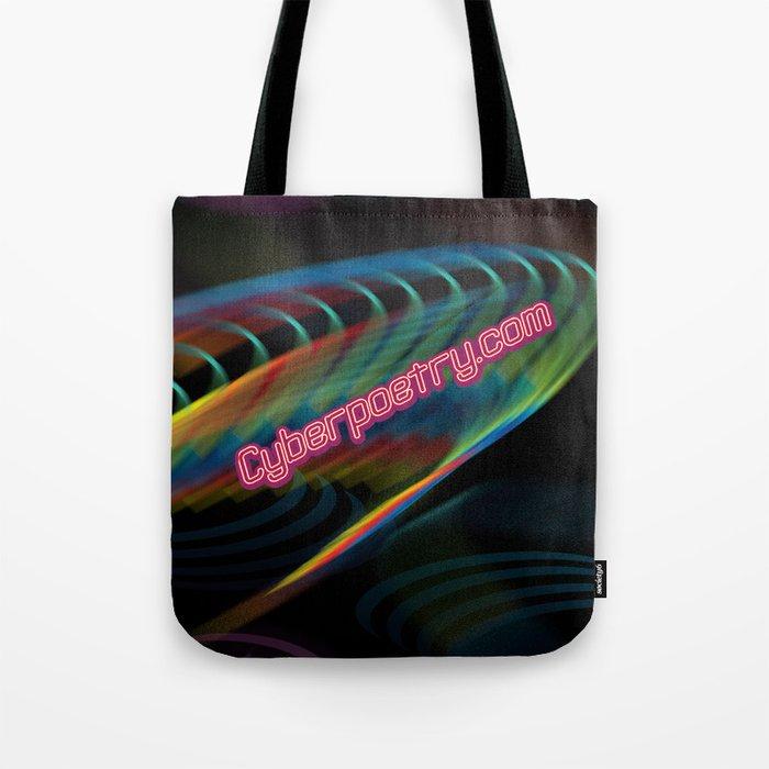 CYBERPOETRY Tote Bag