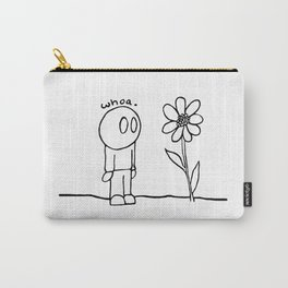 Flower Guy Carry-All Pouch