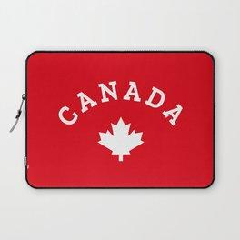 Canada Day Maple Leaf Laptop Sleeve