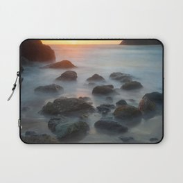 Sunset Near Pewetole Island Laptop Sleeve