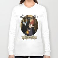 over the garden wall Long Sleeve T-shirts featuring Over The Garden Wall by Lockholmes