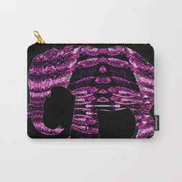 Elephant Shifting Carry-All Pouch
