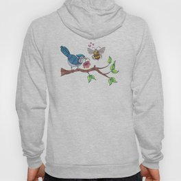 the birds and the bees Hoody