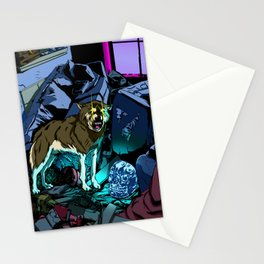 WOLF HOUSE Stationery Cards